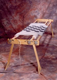 Old-Fashioned Quilt Frames