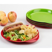 Recycled Plates by Preserve