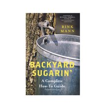 Backyard Sugarin' Book