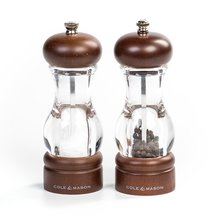 Traditional Salt and Pepper Mill Set