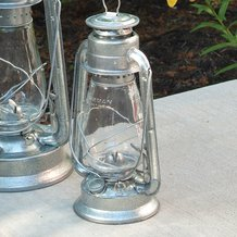 Champion Galvanized Lanterns - Small