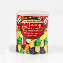 Old-Fashioned Filled Hard Candy - Washburn Candy