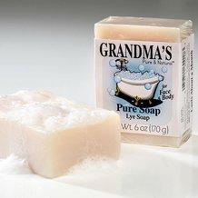 Grandma's Lye Bar Soap