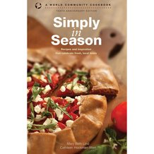 Simply in Season Expanded Edition Cookbook