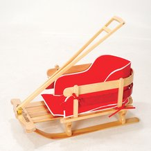 Pad for Baby Pull Sled