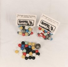 Genuine Glass Marbles