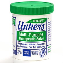 Unker's Therapeutic Rub