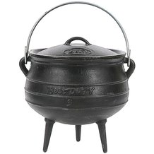3legged cast iron kettles enlarge image
