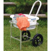 Lightweight Laundry Cart