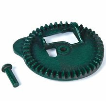 Bevel Wheel for Reading Apple Peeler