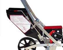 Optional Fertilizer Applicator for Earthway Seeder
