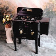 Perfection Kerosene Cookstove - Two Burner
