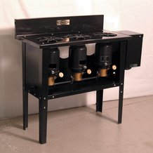 Perfection Kerosene Cookstove – Three Burner