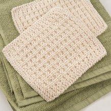 Toockies Organic Cotton Washcloths