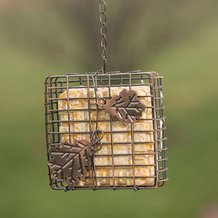 Decorative Suet Feeder