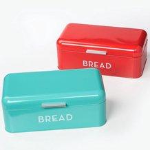 Vintage-Style Bread Box