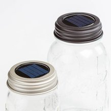 Solar Light Jar Lid