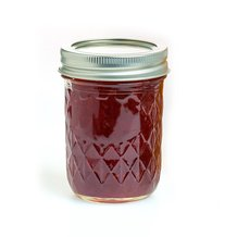 Ball Regular-Mouth Quilted Jelly Jars 8 oz.
