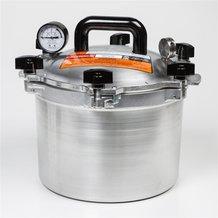 15-1/2 qt High-Quality Pressure Canner