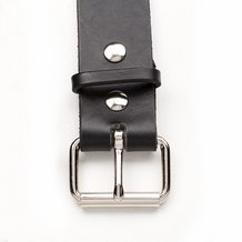 Amish-Made Casual/Work Leather Belts - 2 inch wide