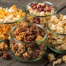 Irresistible Locally-Made Popcorn