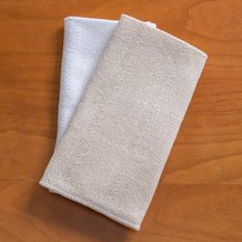 Old-Fashioned Cotton Napkins