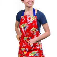 Oilcloth Aprons