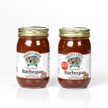 Apple Butter Barbeque Sauce