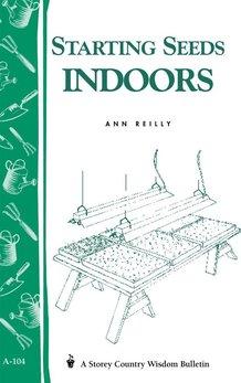 Starting Seeds Indoors Book
