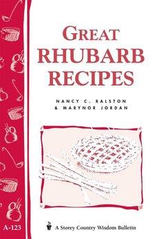 Great Rhubarb Recipes Book