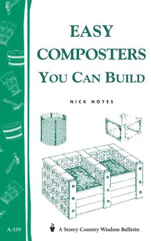 Easy Composters You Can Build Book