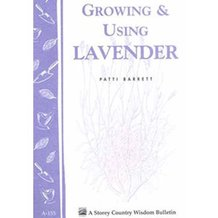 Growing and Using Lavender Book