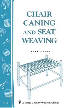 Chair Caning Book
