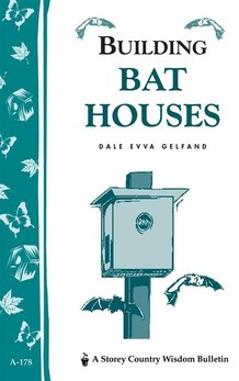 Building Bat Houses Book