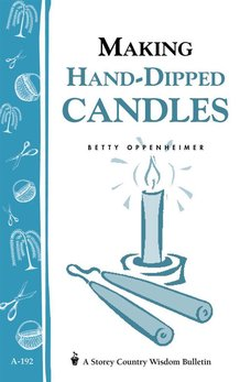 Making Hand-Dipped Candles Book