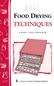 Food Drying Techniques Book