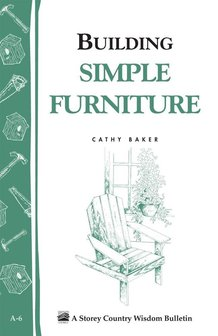Building Simple Furniture Book