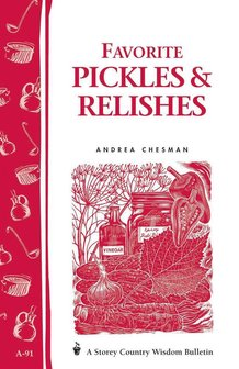 Favorite Pickles and Relishes Book