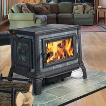 HearthStone Equinox Wood Heat Stove