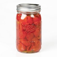Wide-Mouth Ball Quart Canning Jars