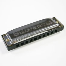 "Hohner ""Blues Band"" Harmonica"