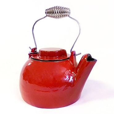 Red Kettle Hearth Steamer 3