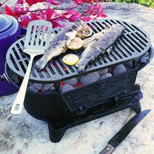 Lodge Logic Sportsman's Grill