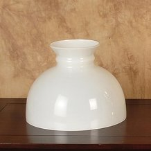 Aladdin Opal Student Glass Oil Lamp Shade