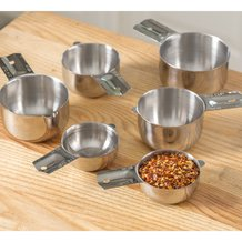 6-Piece Nesting Measuring Cups