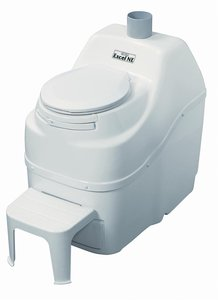 Non-Electric Excel Composting Toilet