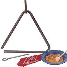 Chuck Wagon Triangle Bell