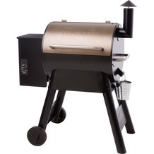 Traeger Pro Series 22 Bronze Wood-Fired Grill