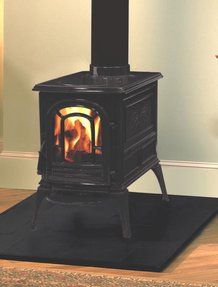 Vermont Castings Aspen Wood Heat Stove
