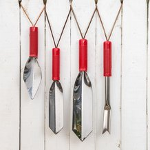 Complete Set of Wilcox Stainless Garden Tools